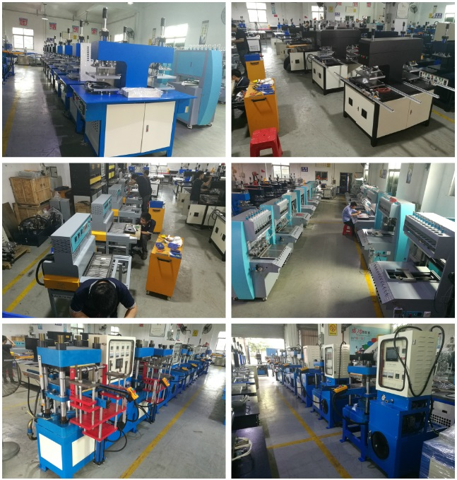 jinyu machinery workshop's view.