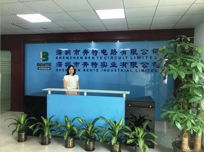 Shenzhen Bente Circuit Limited