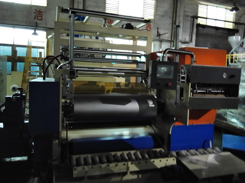 1000mm Fully Automatic Co-Extruded Wrapping Film Stretch Production Line