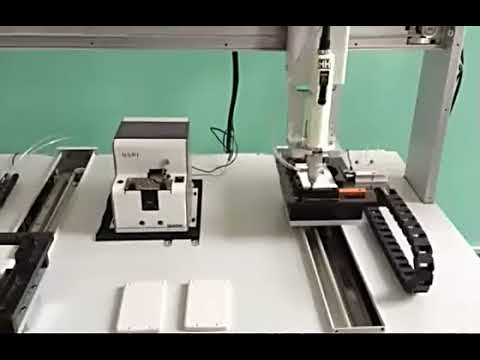 Desktop Screw Machine