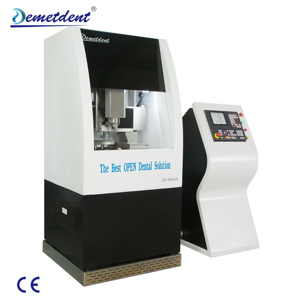JD-2040S Dental CAD CAM Metal Milling Machine