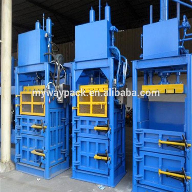 Vertical Compactor Machine