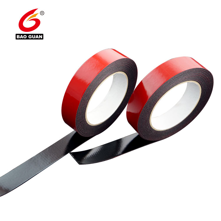 Double Sided Solvent Pe Foam Tape 3
