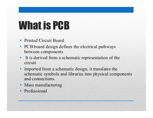 What is Printed Circuit Board(PCB)?