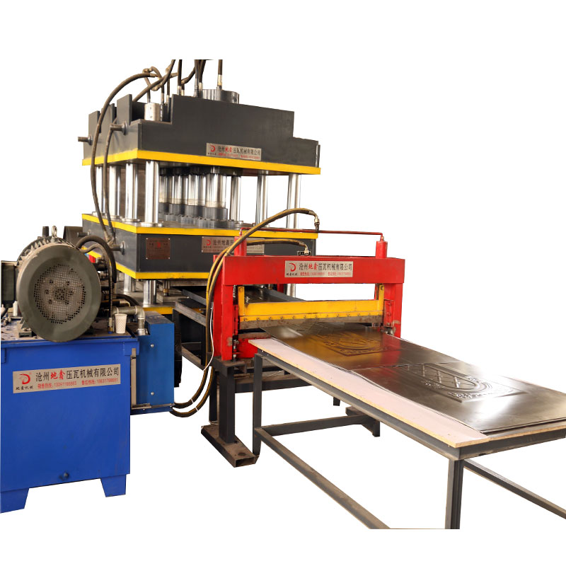 steel door skin embossing press machine, steel door skin press machine