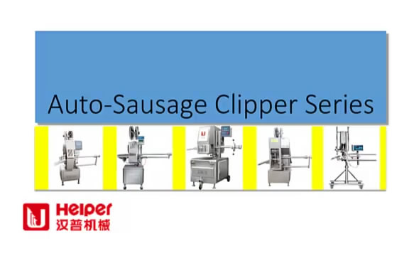 Automatic Sausage clipper,  Continuous Clipper, Industrial Sausage Clipper, Automatic double clipper, Auto clipper, Automatic clipper, sausage clipper