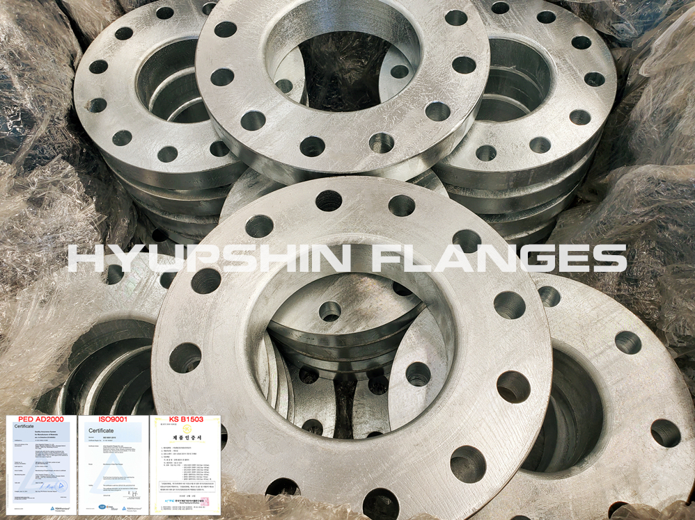 hyupshin_flanges_ansi_lap_joint_class150_flanges_hot_galvanized