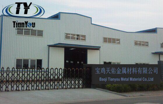 Baoji Tianyou Metal Material Co., Ltd.
