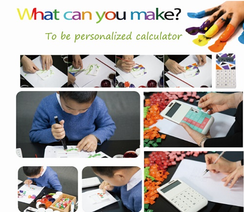 How to diy calculator