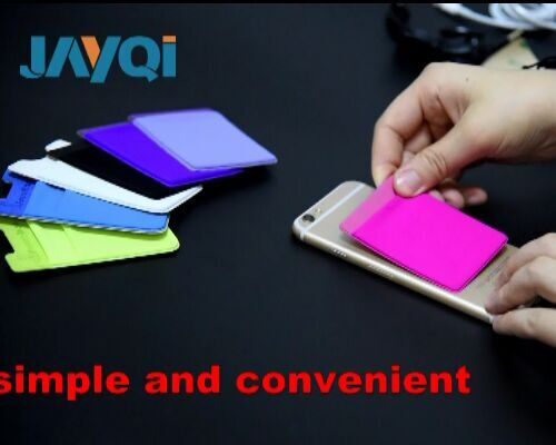 cell phone smart wallet