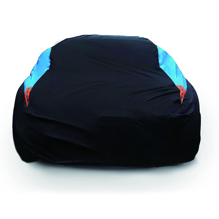 Защита от солнца и ультрафиолета Водонепроницаемость для внедорожников сгущает полиэфирную тафту 190T, зимнее покрытие автомобиля