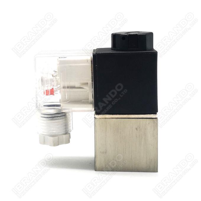 0927000 1/4'' Solenoid Valve For Screw Air Compressor 24VDC 220VAC 12
