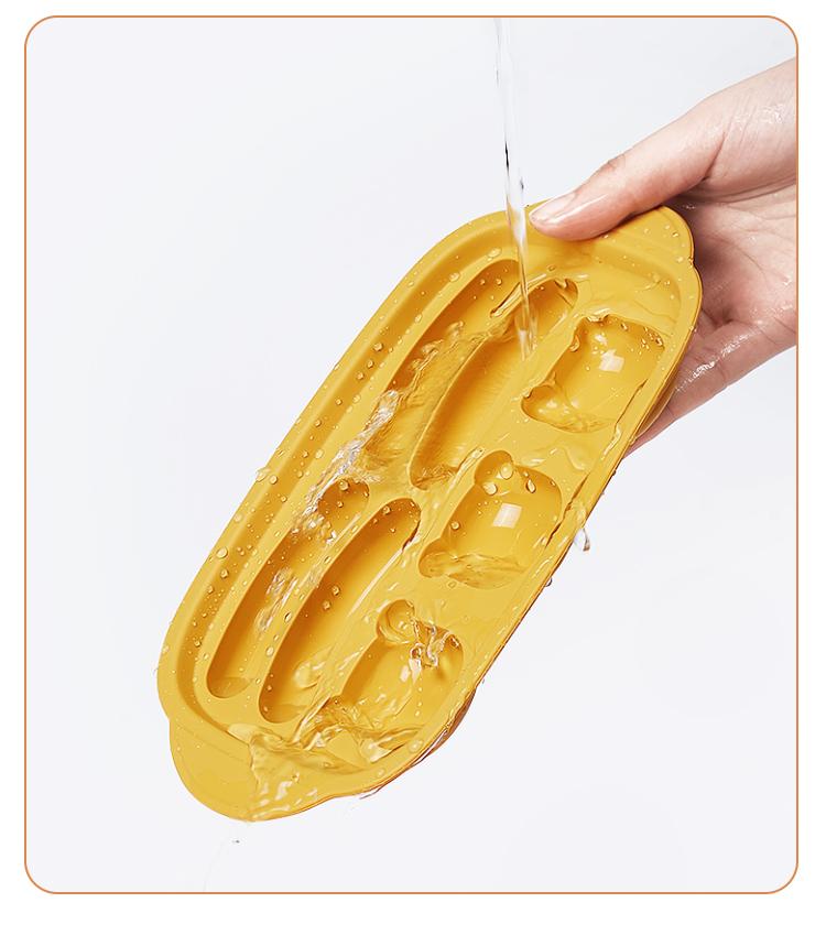 silicone sausage mold