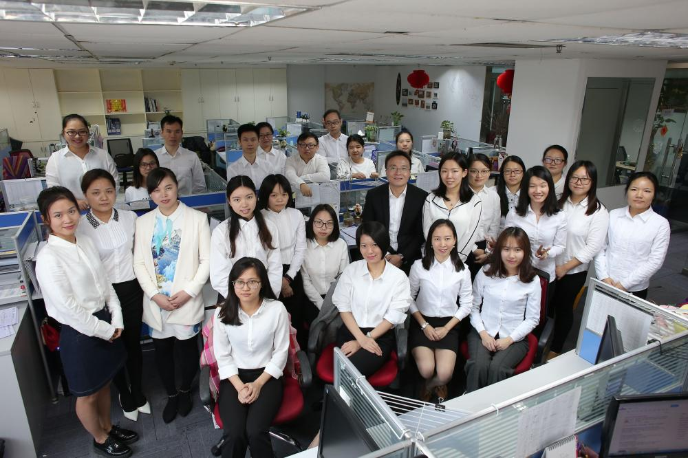 Family Portrait of Shenzhen Goglobal 1