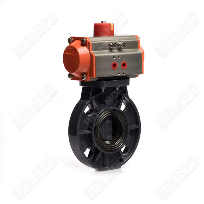 Sanitary Stainless Steel Tri Clamp Ball Valve With Pneumatic Actuator 13