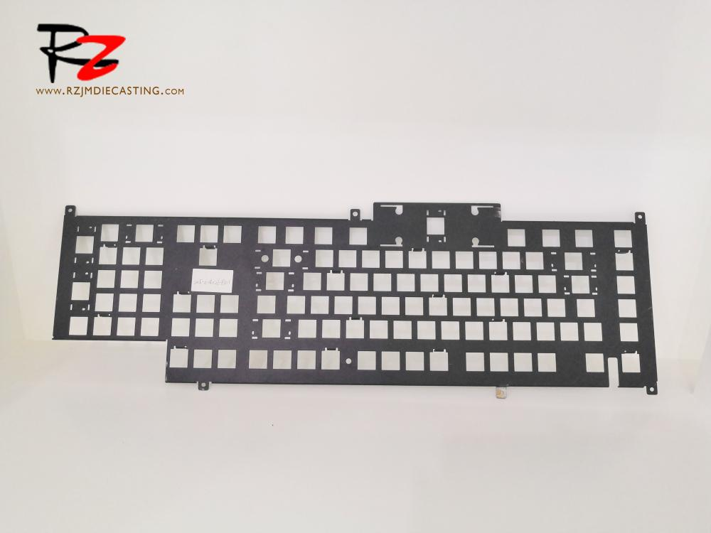 Manufacturing of computer keyboard magnesium alloy