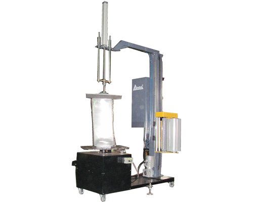 NT series None pallet stretch wrapping machine