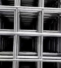 316/ 304 Stainless Steel Welded Wire Mesh Sheets