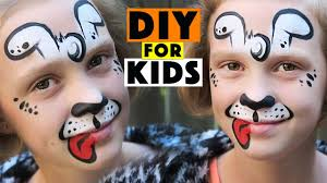 EASY KIDS Cat + Dog Face Paint