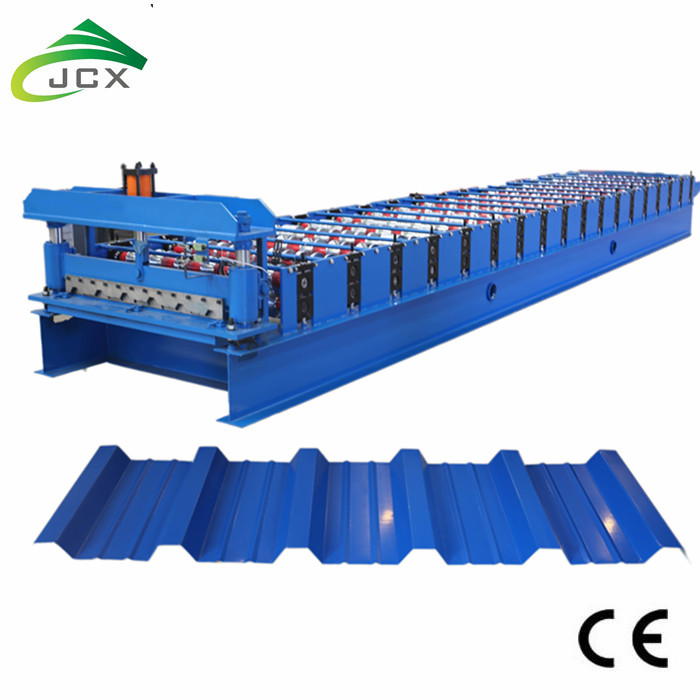 welcome to visit our roll forming machine factory