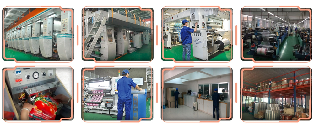 Lanker Pack Production Process