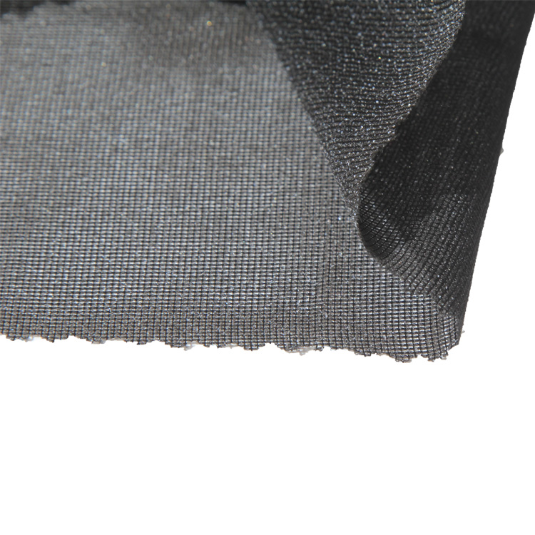 Warp Knitted Interlining Textile Fabrics Cloth Material