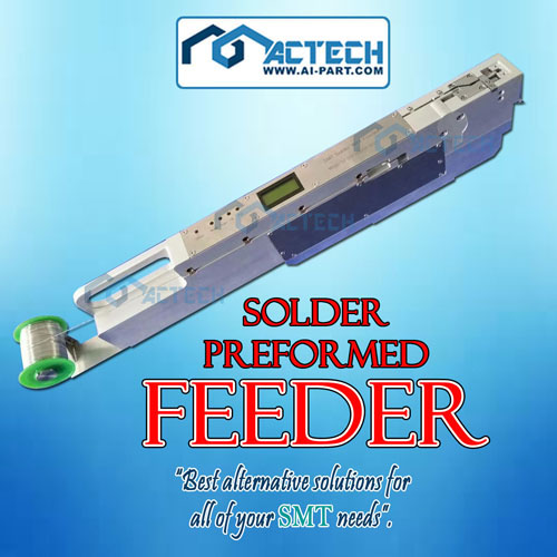 Automatic Solder Preform Feeder Demo Video