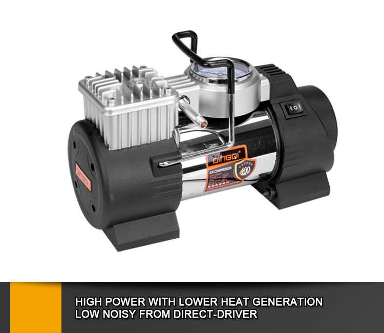DingQi Factory Direct Supply Cheap Price Portable Piston Style 2Hp 50L Direct Driven Air Compressor