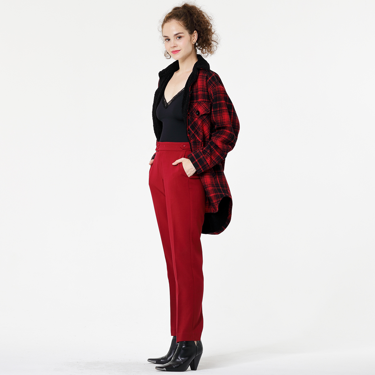 Women's casual pants
