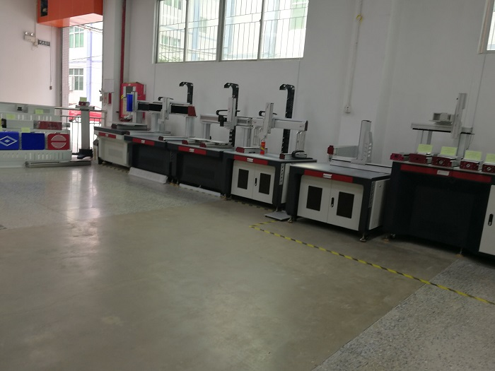 Factory for Laser Marking Machine