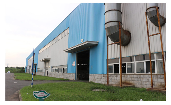 picture of the factory