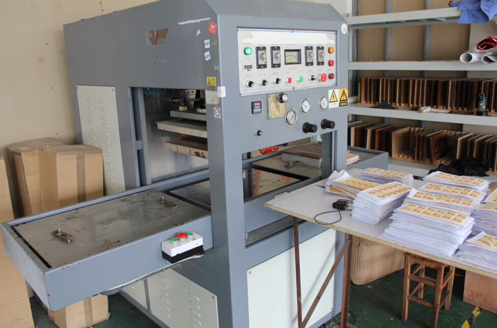 detail picture for production fusing machine 1