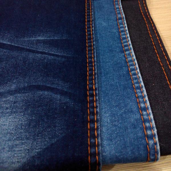 raw denim fabric