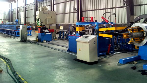 Racking & Shelving Roll Forming Machine
