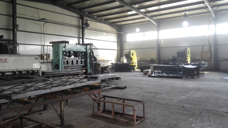 Perforated metal workshop