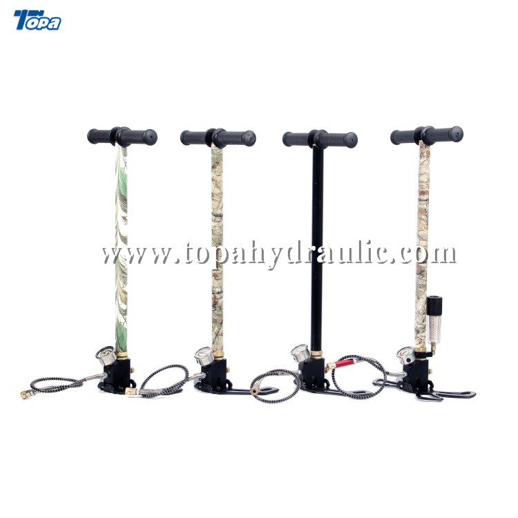 300Bar pcp hand pump for air rifle.