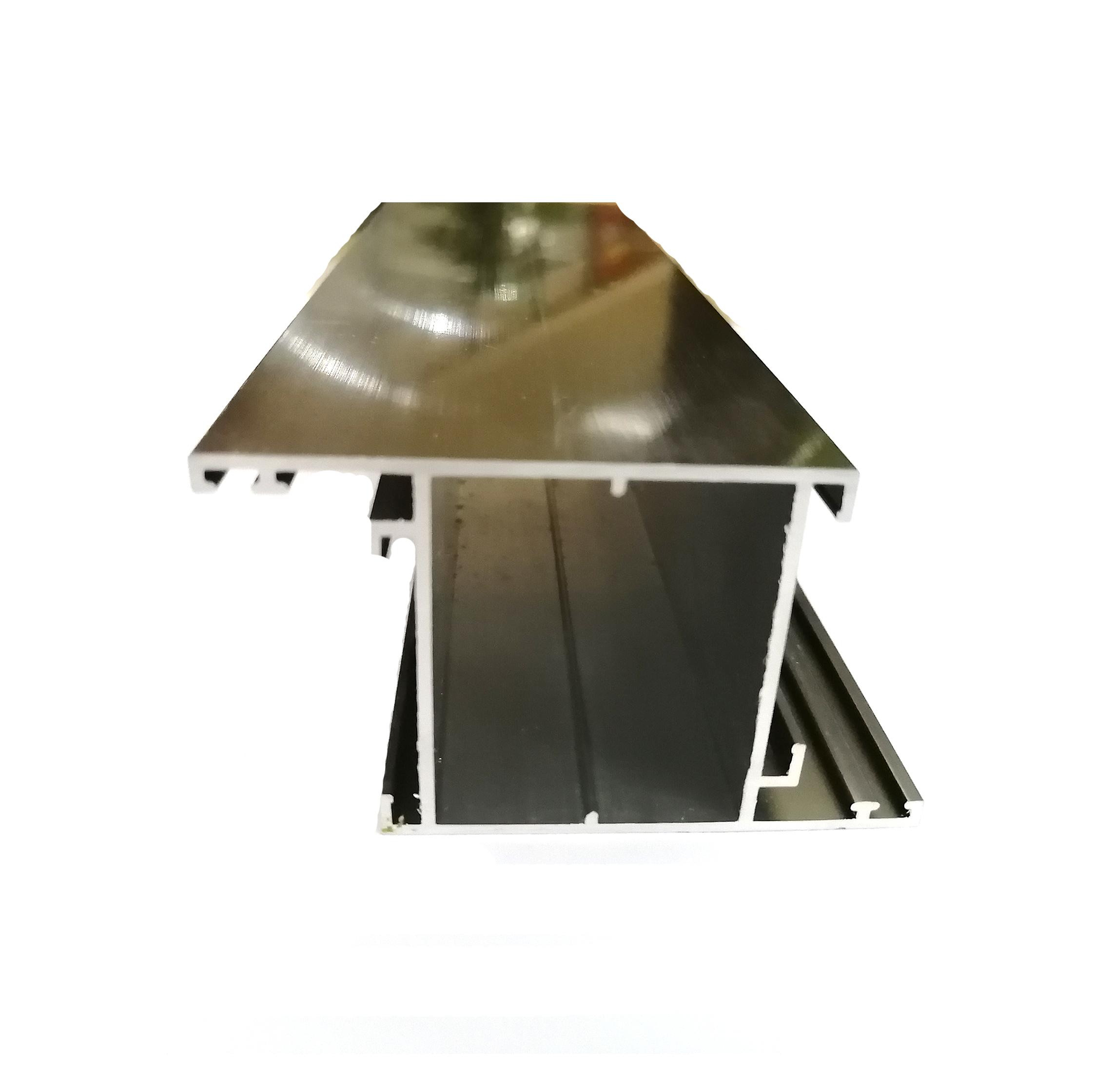 6063 T5 T6 anodized thermal break aluminum profiles for aluminum windows frame parts