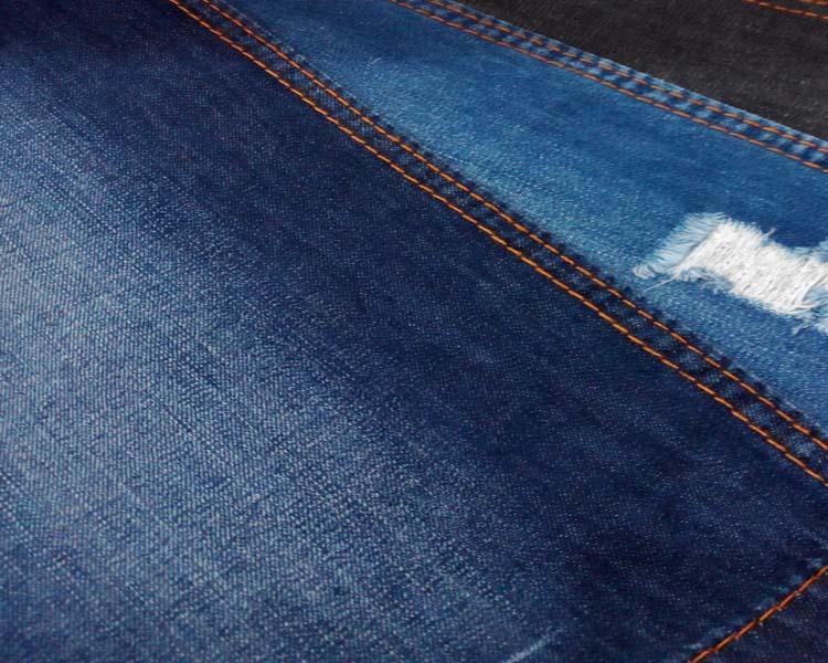 14oz Twill Woven Heavy Denim Fabric