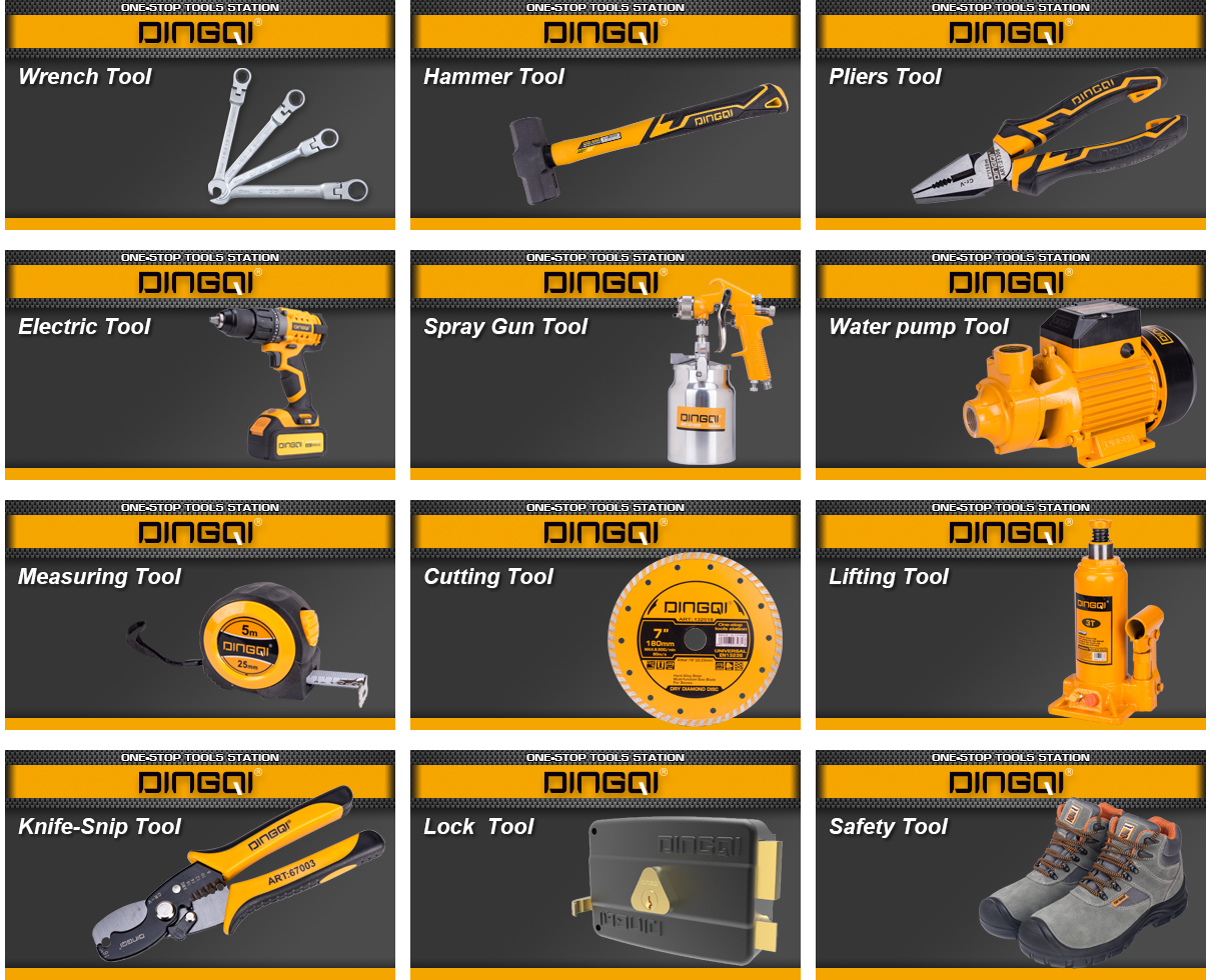 metal shelf tools