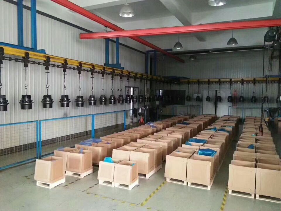 JINING UNION MACHINERY AND PARTS CO., LTD.