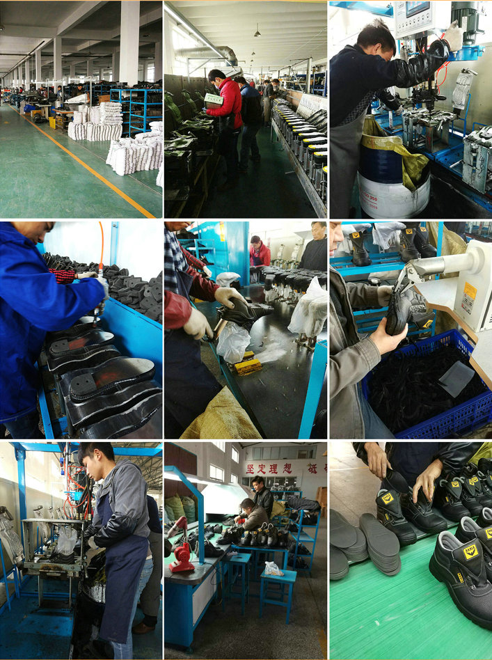 Safety Shoes Factory