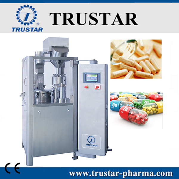 NJP-1200C Auto Capsule filling machine vedio