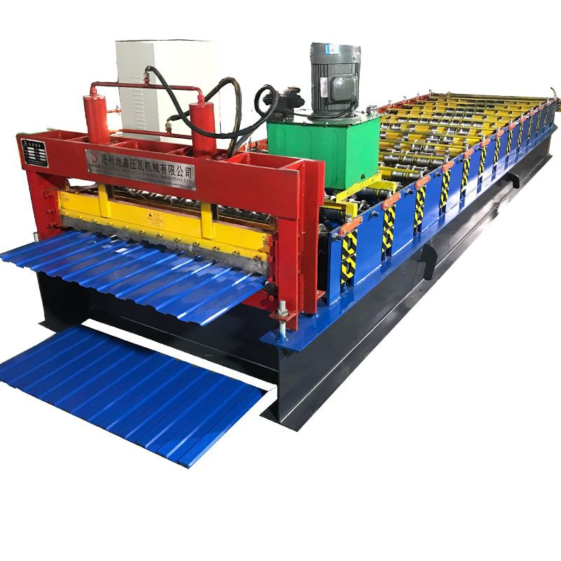 ibr single layer roll forming equipment