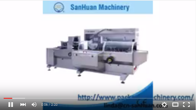 Pharmaceutical Packing Machine