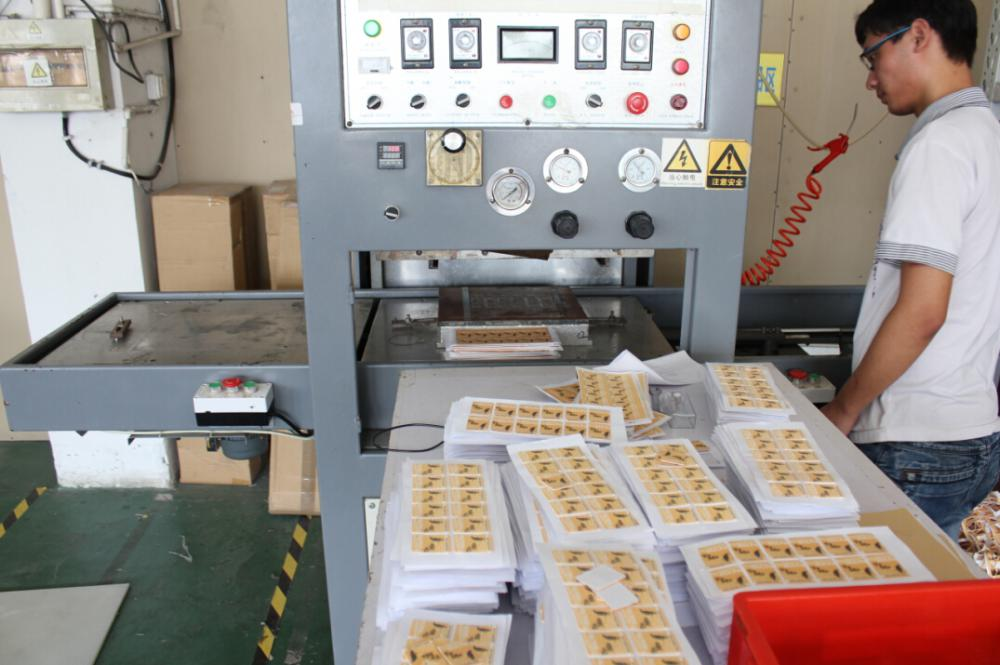 detail picture for production fusing machine 2