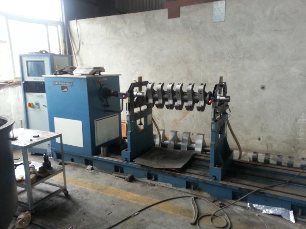 RHONG Balancing machine for rotor