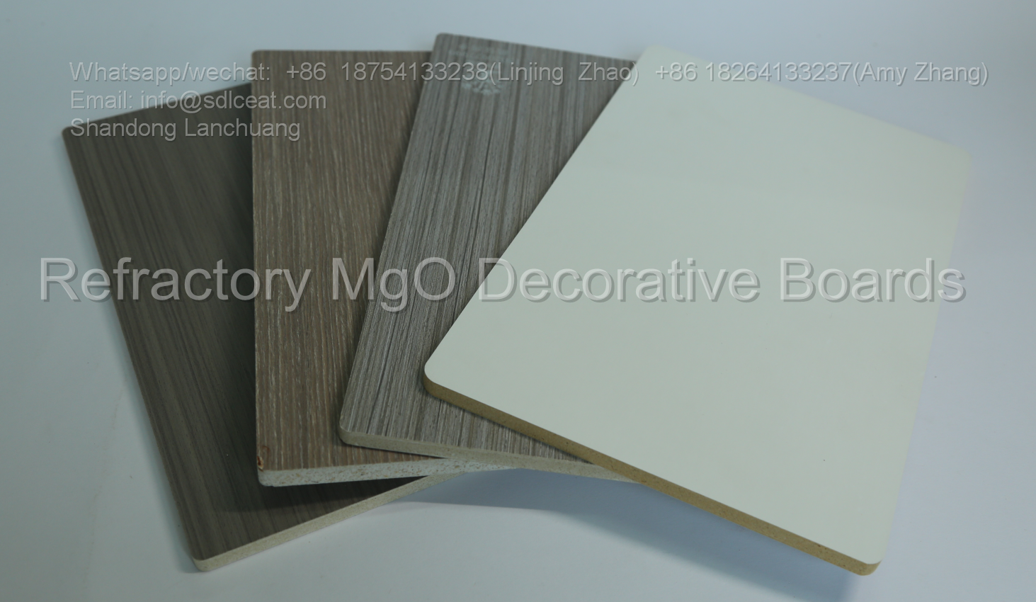 melamine mgo decorative material for home