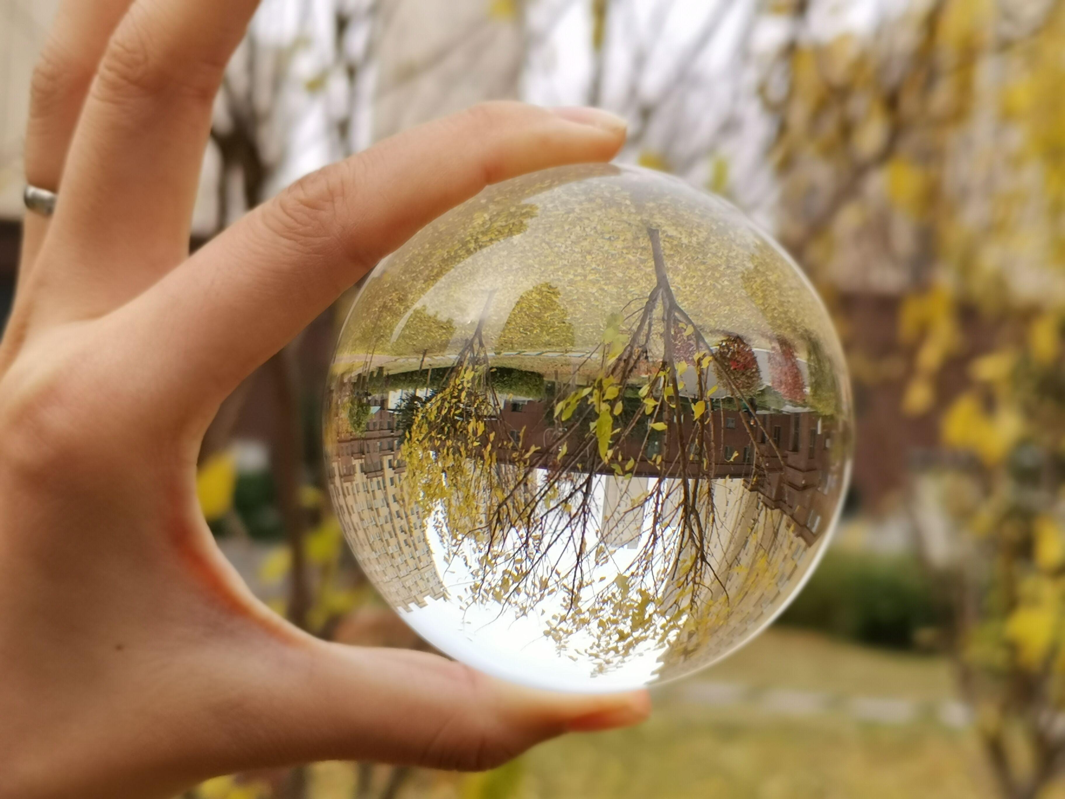 Dia 70 mm Clear K9 Crystal Ball Photography Glass Ball