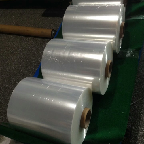 1000mm 2/3 Layers Fully Automatic Casting Stretch Film Equipment