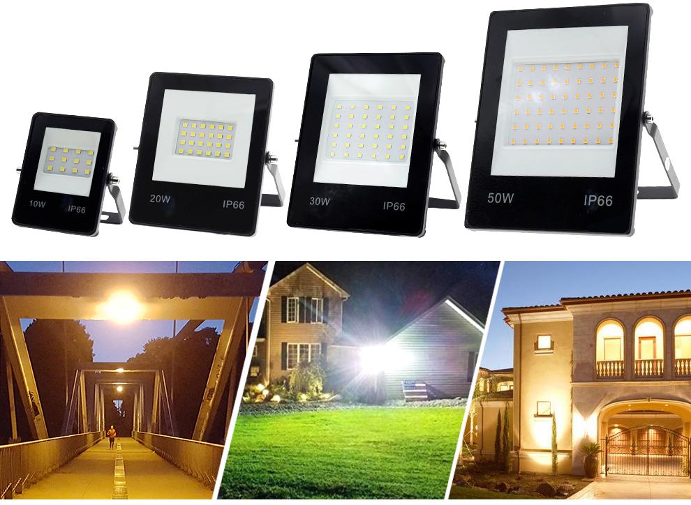 LED Flutlicht 220V 5